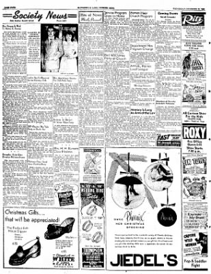 The Courier News from Blytheville, Arkansas on December 19, 1951 · Page 4