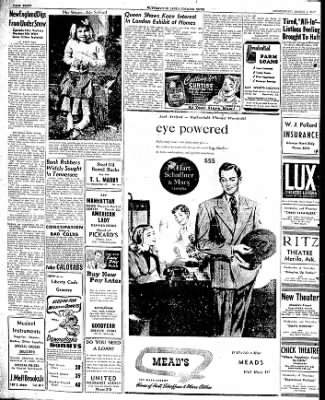The Courier News from Blytheville, Arkansas on March 5, 1947 · Page 8