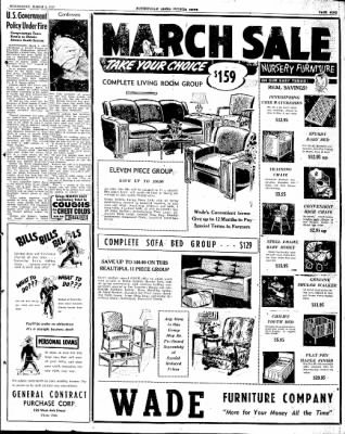 The Courier News from Blytheville, Arkansas on March 5, 1947 · Page 9