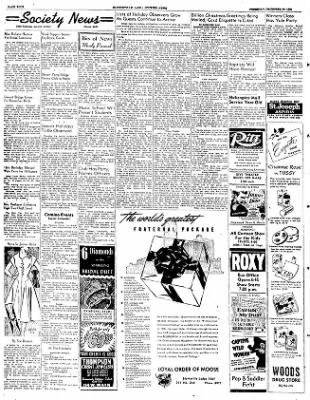 The Courier News from Blytheville, Arkansas on December 20, 1951 · Page 4