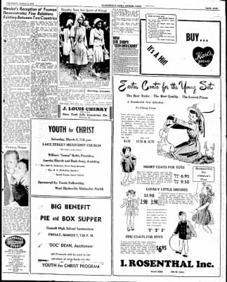 The Courier News from Blytheville, Arkansas on March 6, 1947 · Page 5