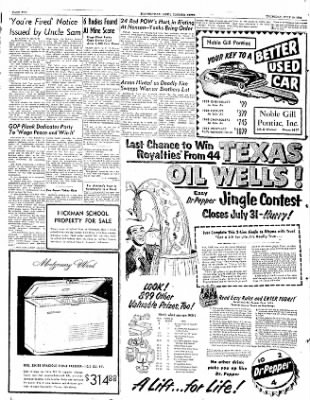 The Courier News from Blytheville, Arkansas on July 10, 1952 · Page 3