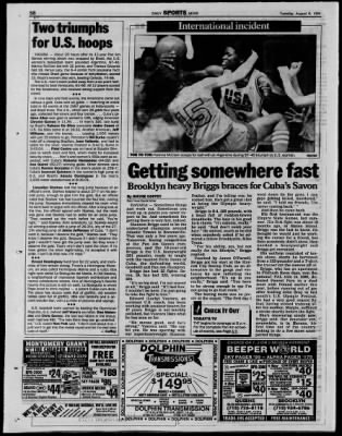 Daily News from New York, New York on August 6, 1991 · 170