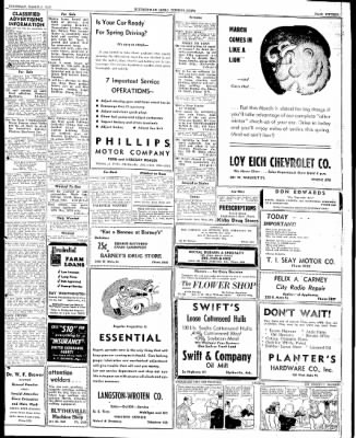 The Courier News from Blytheville, Arkansas on March 6, 1947 · Page 15
