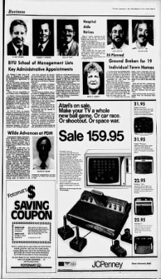 The Daily Herald from Provo, Utah on September 3, 1981 · 23