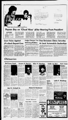 The Daily Herald from Provo, Utah on April 30, 1981 · 4