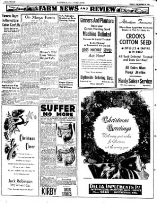 The Courier News from Blytheville, Arkansas on December 21, 1951 · Page 12