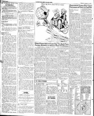 The Courier News from Blytheville, Arkansas on March 7, 1947 · Page 8