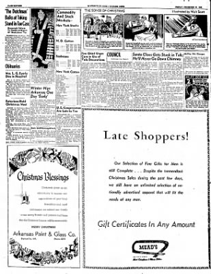 The Courier News from Blytheville, Arkansas on December 21, 1951 · Page 16
