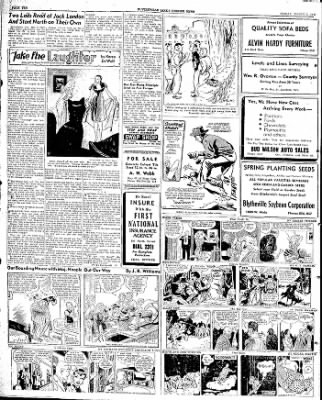 The Courier News from Blytheville, Arkansas on March 7, 1947 · Page 10