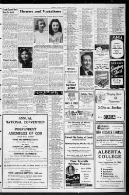 Edmonton Journal from Edmonton, Alberta, Canada on October 23, 1948 · 7