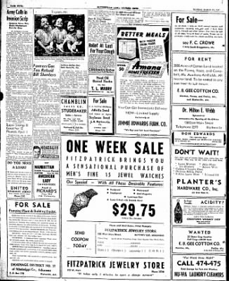 The Courier News from Blytheville, Arkansas on March 10, 1947 · Page 4