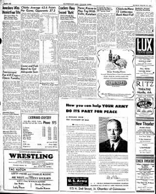 The Courier News from Blytheville, Arkansas on March 10, 1947 · Page 6