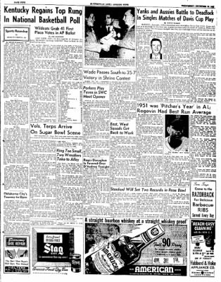 The Courier News from Blytheville, Arkansas on December 26, 1951 · Page 5