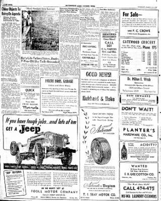 The Courier News from Blytheville, Arkansas on March 11, 1947 · Page 4