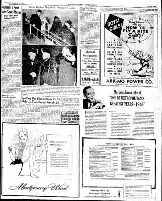 The Courier News from Blytheville, Arkansas on March 11, 1947 · Page 5