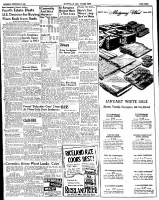 The Courier News from Blytheville, Arkansas on December 27, 1951 · Page 3