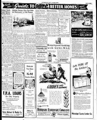 The Courier News from Blytheville, Arkansas on March 11, 1947 · Page 7
