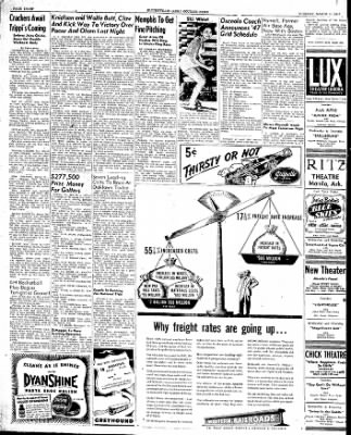 The Courier News from Blytheville, Arkansas on March 11, 1947 · Page 8