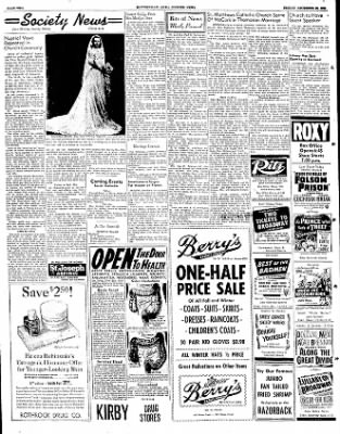 The Courier News from Blytheville, Arkansas on December 28, 1951 · Page 2
