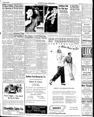 The Courier News from Blytheville, Arkansas on March 12, 1947 · Page 7