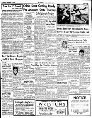 The Courier News from Blytheville, Arkansas on December 29, 1951 · Page 5