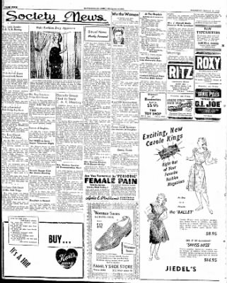 The Courier News from Blytheville, Arkansas on March 13, 1947 · Page 4