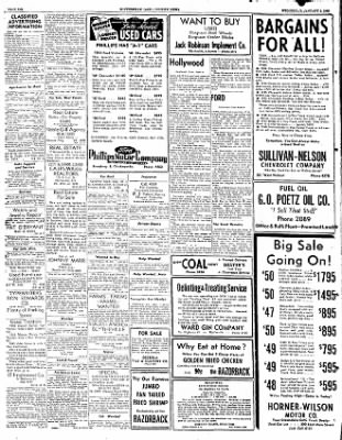 The Courier News from Blytheville, Arkansas on January 2, 1952 · Page 6