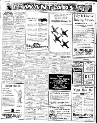 The Courier News from Blytheville, Arkansas on July 11, 1952 · Page 3