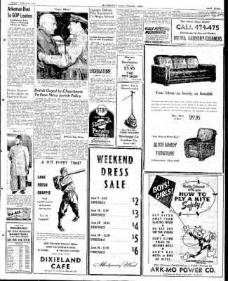 The Courier News from Blytheville, Arkansas on March 14, 1947 · Page 3