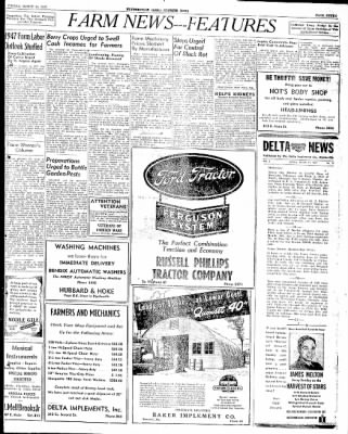 The Courier News from Blytheville, Arkansas on March 14, 1947 · Page 7