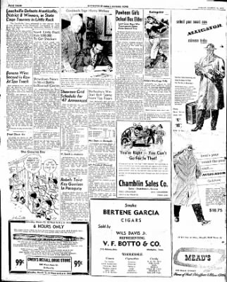 The Courier News from Blytheville, Arkansas on March 14, 1947 · Page 8