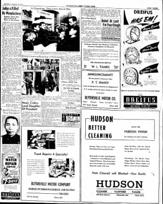 The Courier News from Blytheville, Arkansas on March 17, 1947 · Page 3