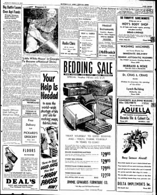 The Courier News from Blytheville, Arkansas on March 17, 1947 · Page 7