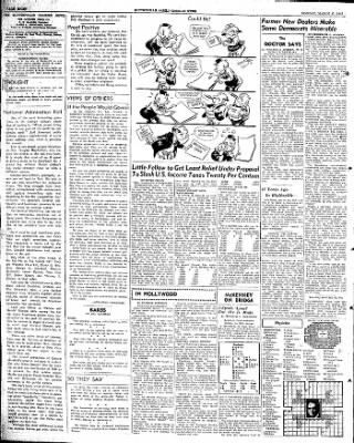 The Courier News from Blytheville, Arkansas on March 17, 1947 · Page 8