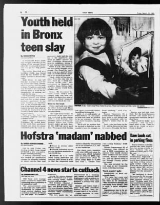 Daily News from New York, New York on March 19, 1993 · 6