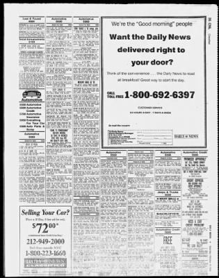Daily News From New York New York On October 9 1993 35