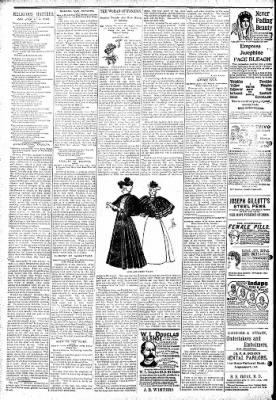 Logansport Pharos-Tribune from Logansport, Indiana on March 24, 1895 · Page 6
