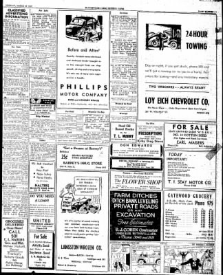 The Courier News from Blytheville, Arkansas on March 18, 1947 · Page 11