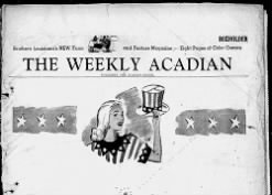 The Weekly Acadian