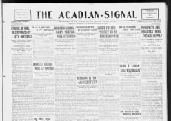 The Acadian-Signal