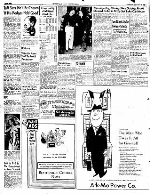 The Courier News from Blytheville, Arkansas on January 8, 1952 · Page 10