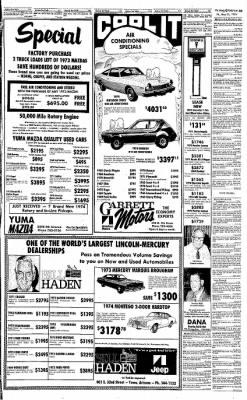 1974 Mazda RX-4 Hardtop Warranty Classic Vintage Advertisement Ad D116