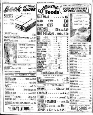 The Courier News from Blytheville, Arkansas on March 20, 1947 · Page 8