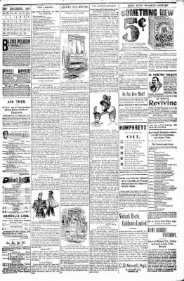 Logansport Pharos-Tribune from Logansport, Indiana on December 8, 1897 · Page 23