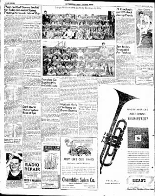 The Courier News from Blytheville, Arkansas on March 21, 1947 · Page 8