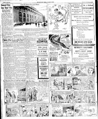 The Courier News from Blytheville, Arkansas on March 21, 1947 · Page 12