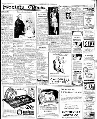 The Courier News from Blytheville, Arkansas on March 24, 1947 · Page 3
