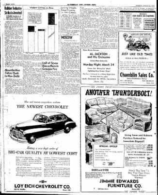 The Courier News from Blytheville, Arkansas on March 24, 1947 · Page 4