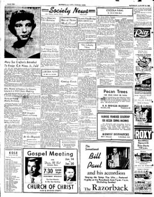 The Courier News from Blytheville, Arkansas on January 12, 1952 · Page 2